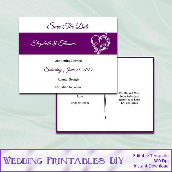 free save the date templates save the date flyer template company