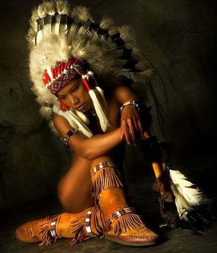 The best: pictures of native indians dating black women