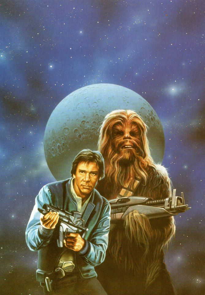 Han Solo Star's End (1992)