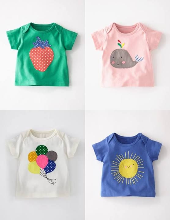We defy you not to smile at our quirky quartet, crafted for kids of character. Which one gets you grinning? #Boden