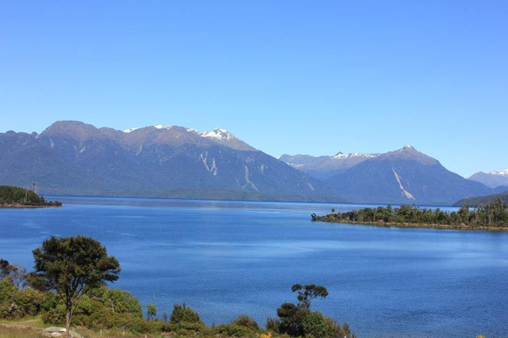 New Zealand - Country of Lakes and Mountains
