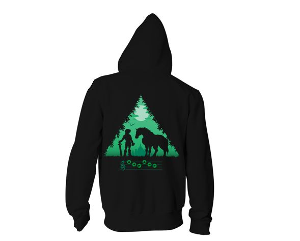 isit http://www.unamee.com now & get this awesome design for Calling Epona Hoodies & more! ‪#‎Zelda‬ ‪#‎LegendofZelda‬