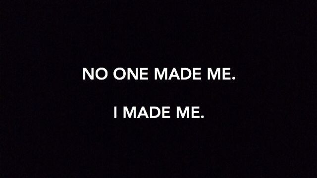 if you really made me then replace me.