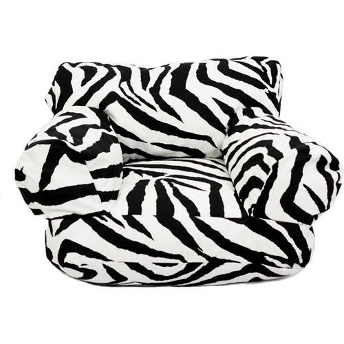 17 Best Images About Zebra Bean Bag Chair On Pinterest