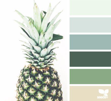 Vergrijsde kleuren