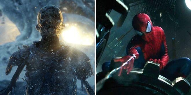 Os impressionantes efeitos visuais por trás das cenas de Game Of Thrones e Spiderman 2 | http://www.geekproject.com.br/2014/09/os-impressionantes-efeitos-visuais-por-tras-das-cenas-de-game-of-thrones-e-spiderman-2/