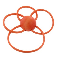 Rooma brooch, orange - Aarikka