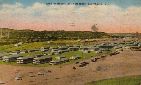 East Garrison, Camp Roberts, California.