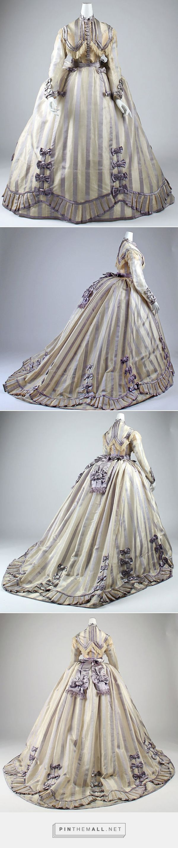 Dress by Depret 1867-69 French | The Metropolitan Museum of Art - created via https://pinthemall.net