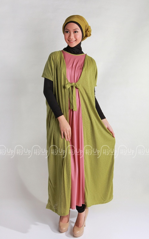 'Ivy Dress' by Casa Elana. Inspired by the color of nature. $49.10 on www.hijup.com