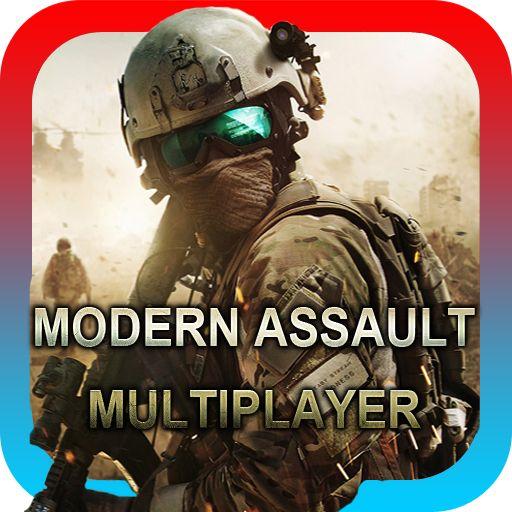 Modern Assault Multiplayer HD v2.6 (Mod Apk Ammo/Speed/Health) http://ift.tt/2gQXIEv