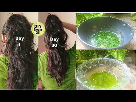 Grandma's SECRET Recipe for DOUBLE Hair growth | HAIR | Neem