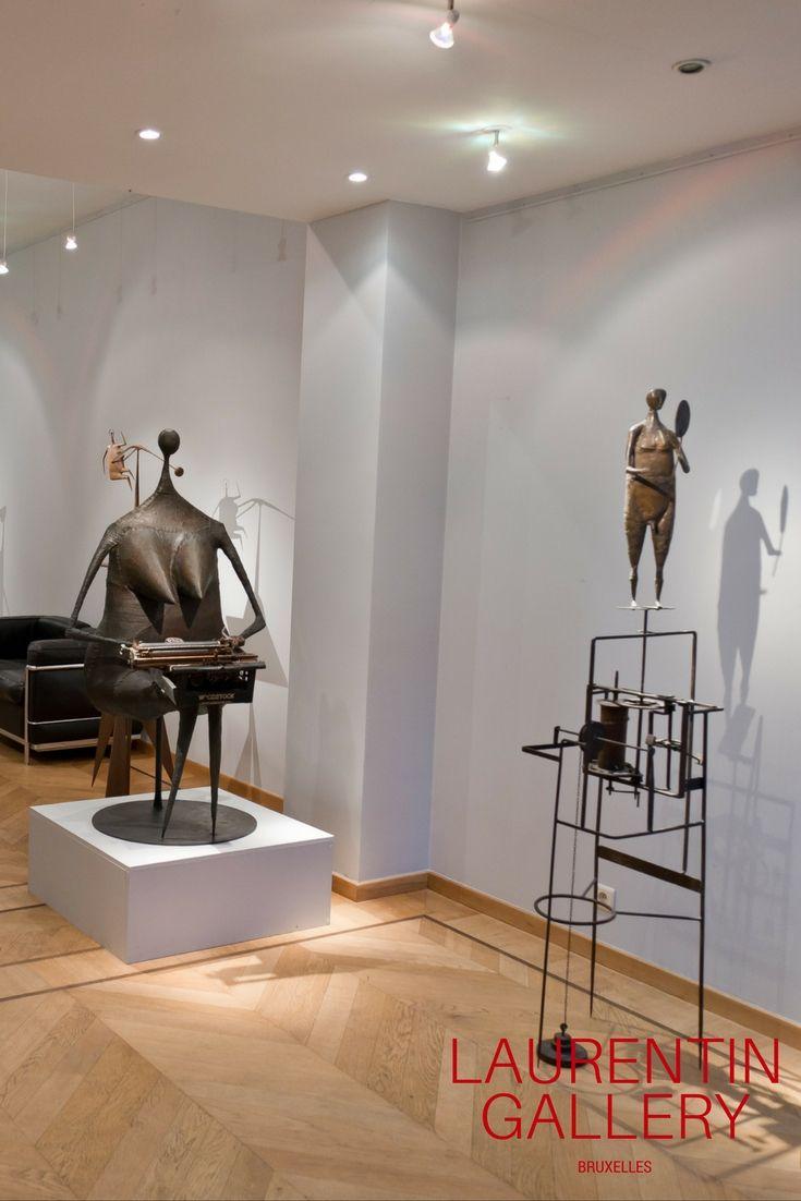14 best hiquily philippe galerie laurent strouk paris images on pinterest art sculptures. Black Bedroom Furniture Sets. Home Design Ideas