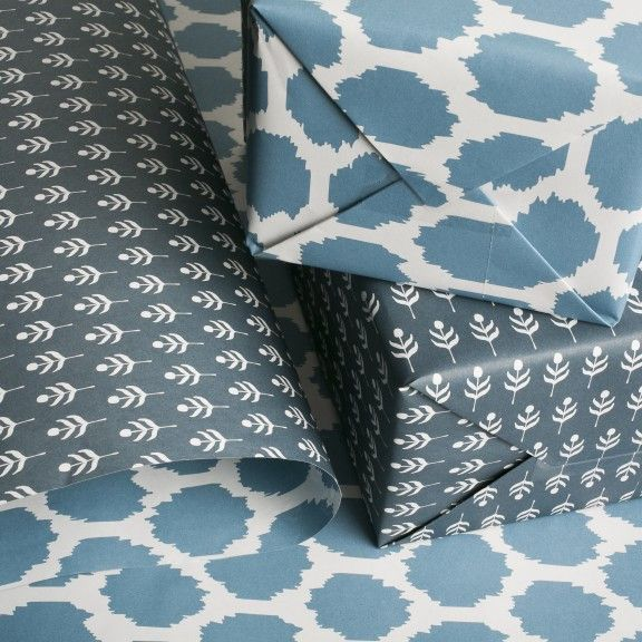 two sided wrapping paper - Google-haku