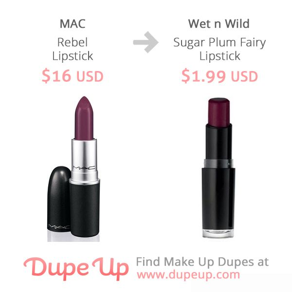 MAC Rebel Dupe