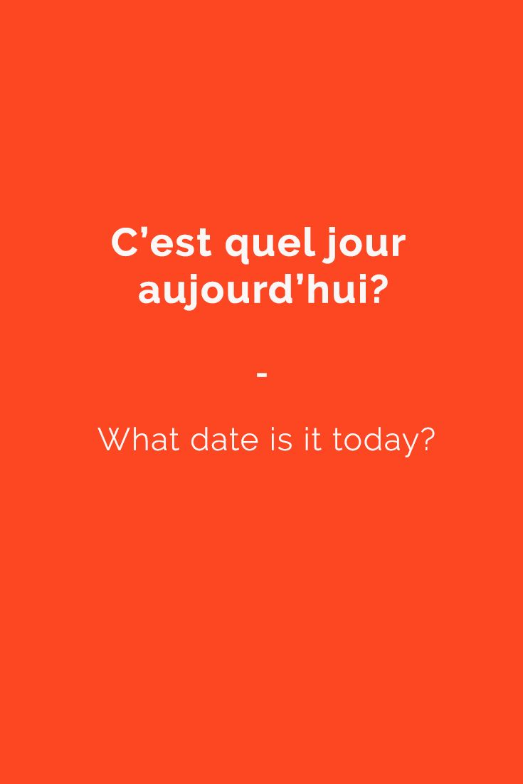 Useful French phrase of the week. Get a complete list of the most important French phrases from this ebook: https://store.talkinfrench.com/product/french-phrasebook-the-essential/