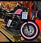 Harley Davidson Sportster 48 ... Technik