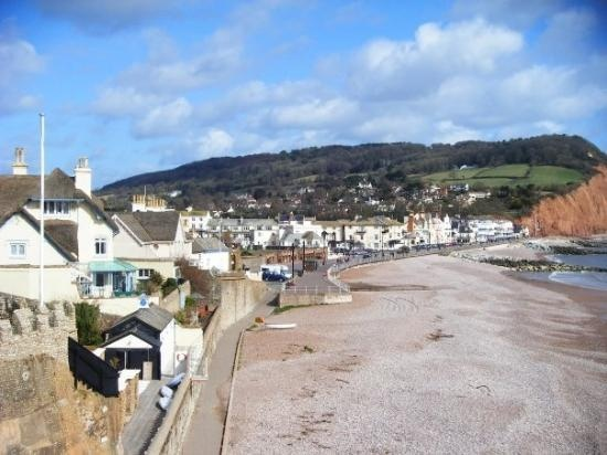 Sidmouth, Devon, England - I have so many fantastic memories of this gorgeous little town.