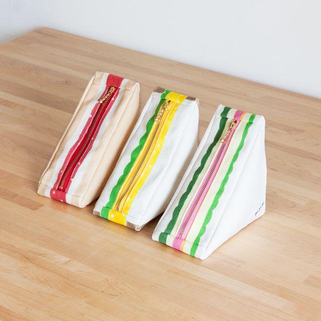 サンドイッチポーチ