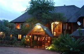 Stay at this fantastic lodge and see the Big Five in the Kruger National Park