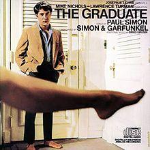 Simon and Garfunkel The Graduate - FABULOUS movie and great music!