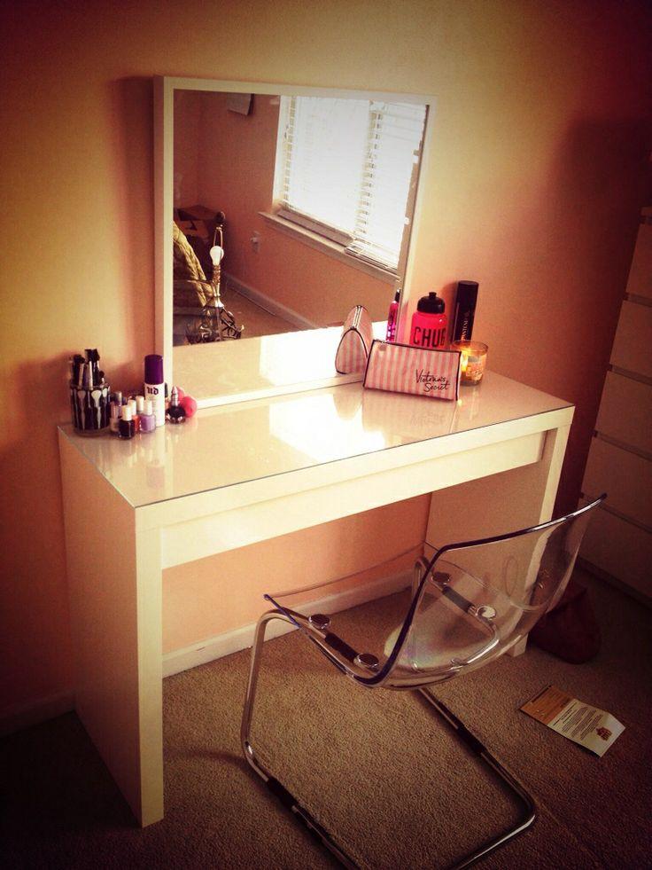 Ikea makeup table
