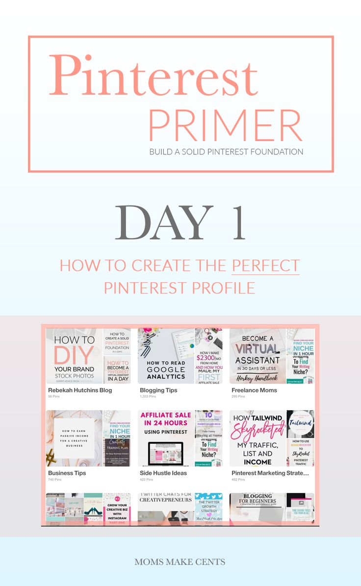 Want to learn how to grow your page views with Pinterest? Check out this FREE 5 day video course, Pinterest Primer from Mckinzie at Moms Make Cents. She goes over crafting the perfect profile, creating viral pins, using a scheduler to save time pinning and lots more! Click through to build a solid Pinterest foundation for your blog or business and start increasing your page views today! #aff