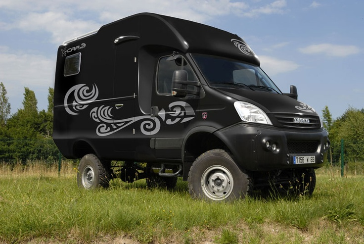 Iveco Turbo Daily 4x4
