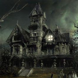 a haunted house short story pdf