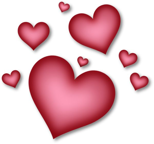 56 best Clipart- Heart images on Pinterest | My heart, Pink hearts ...