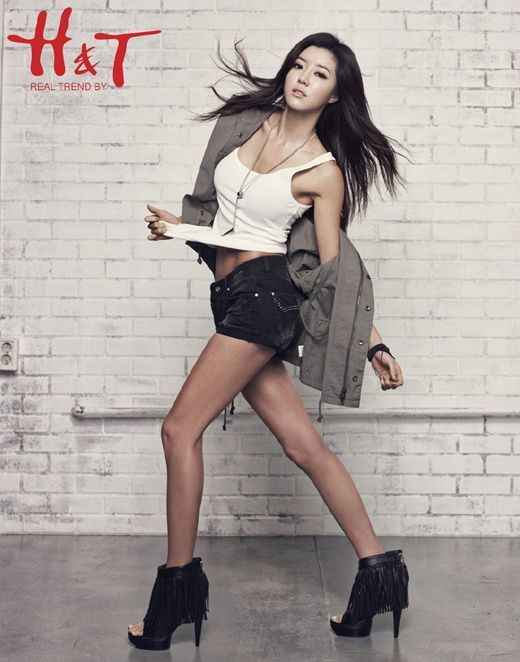 Park Han Byul for H