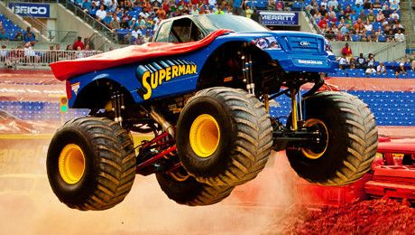 Advance Auto Parts Monster Jam  01/05/2013 2:00PM  Sun National Bank Center (Formerly Sovereign Bank Arena)  Trenton, NJ