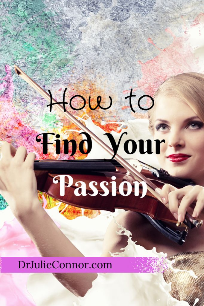 "Rediscover what excites and motivates you. Read ""How to Find Your Passion,"" http://drjulieconnor.com/how-to-find-your-passion"