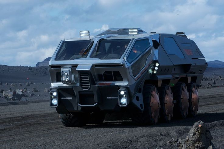 vehicles from promethius - Google Search I would love this as a BOV