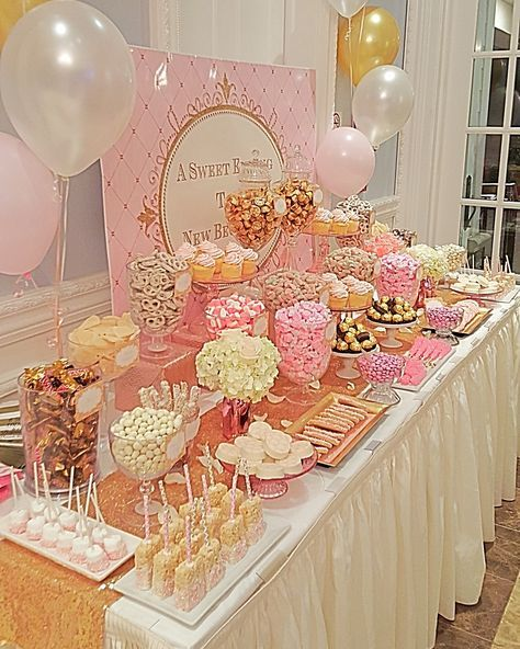 pin by antonia sanchez on decor baby shower candy gold candy rh pinterest com