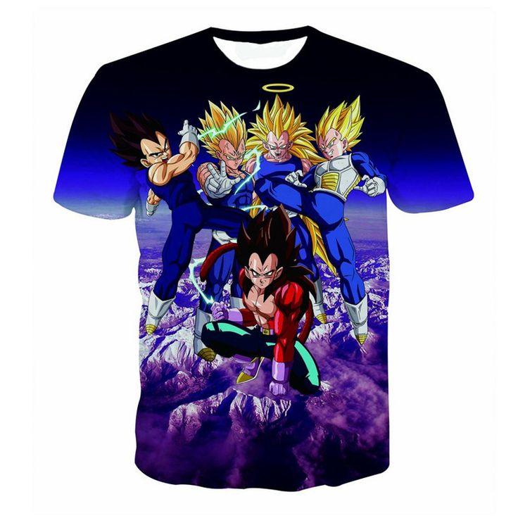 Anime Printed 3D T-Shirts (3 Types) //Price: $28.65 & FREE Shipping //    #animefreak #naruto