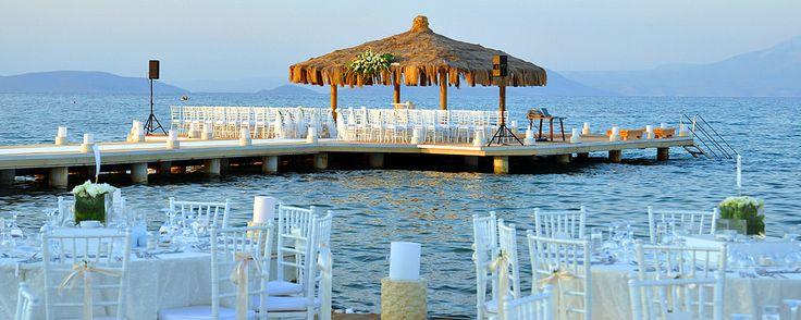 Ilıca Hotel SPA & Thermal Resort Düğün