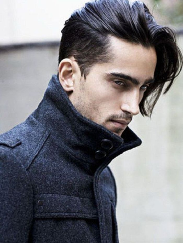 Best Men Hair Images On Pinterest Barbershop English And Face - Bad boy hairstyle 2015