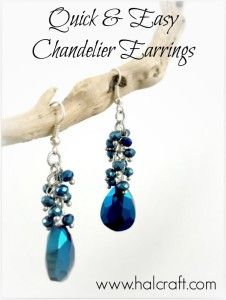 The 25 best diy chandelier earrings ideas on pinterest diy diy chandelier earrings with beadgallery beads from michaelsstores madewithmichaels mozeypictures Gallery