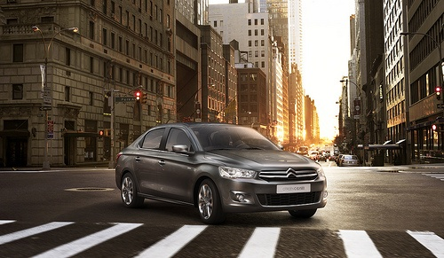 The new Citroën C-Élysée benefits from all the technical know-how and style of Citroën to meet the expectations of drivers around the World.    More info on http://c-elysee.citroen.com
