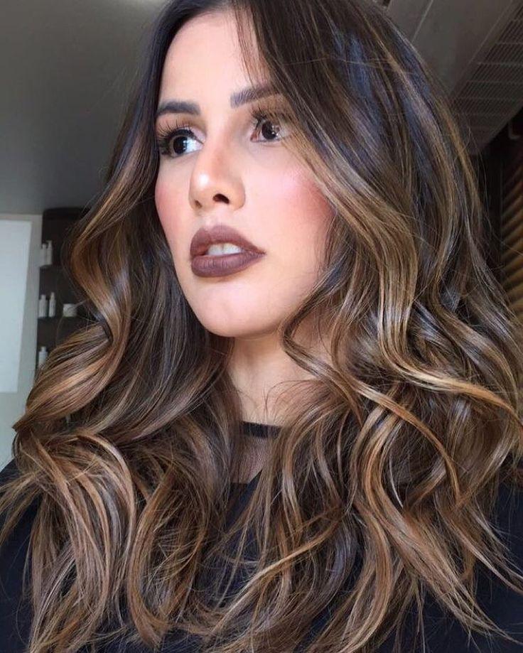 Acelere o crescimento do cabelo - Cabelo grande, saudável e volumoso. | Luzes cabelo, Cabelo lindo, Cabelo
