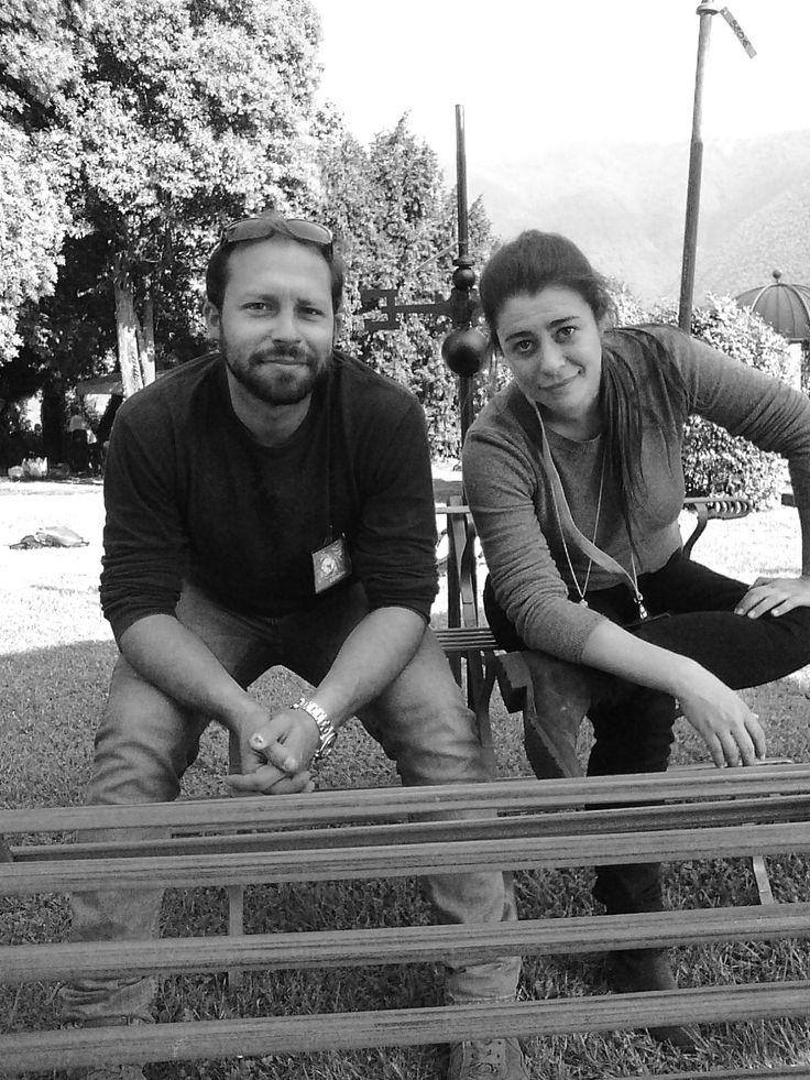 Giorgio and Malvina Frilli - photo Anna Ganzinelli - Sunday Oct. 05 2014  #recuperando