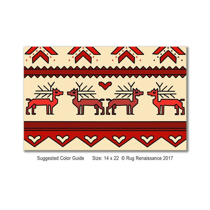 Nordic Christmas – Rug Renaissance. Check out our Holiday Sale!