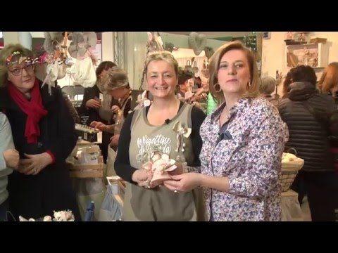 Tutorial a Creattiva: la Campanellina   Le Pigottine di Vanda