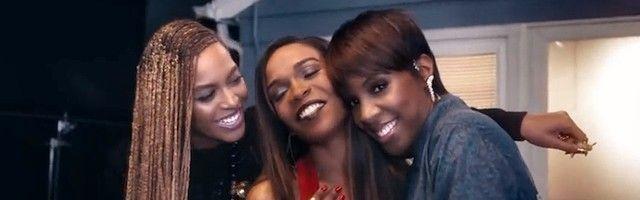 Las Destiny´s Child, el grupo donde «nació» Beyoncé, vuelven a juntarse... ¡en nombre de Jesús!