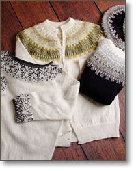 Bohus Knitting Tradition taught by Anne Berk