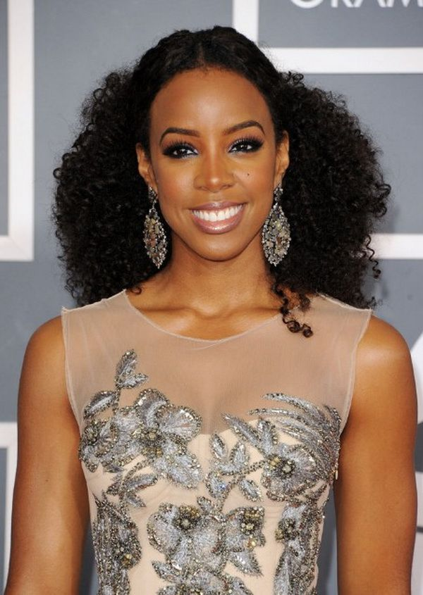 Wedding Hairstyles For Black Women Kelly Rowland