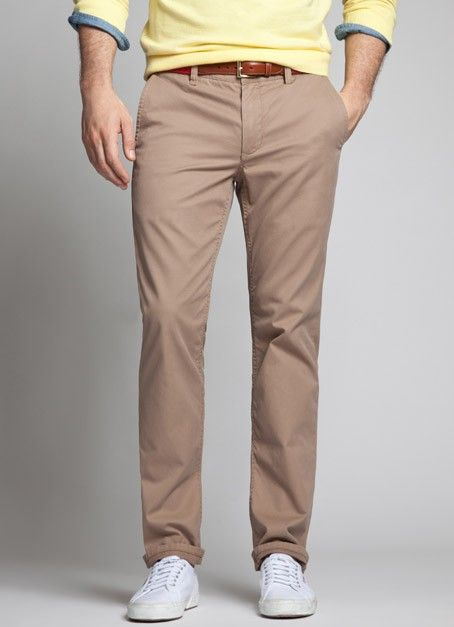 17 best ideas about Khaki Pants For Men on Pinterest | Men's style ...