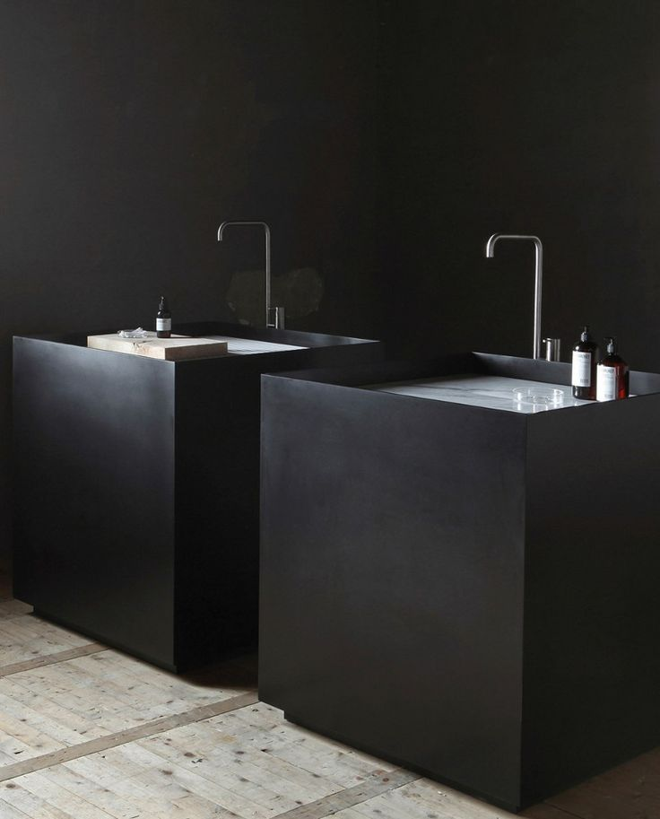 'Leaving out anything that is unnecessary and focusing on product functionality'. HI-MACS® Inspires the New NotOnlyWhite Bathroom Collections Once Again @HIMACS