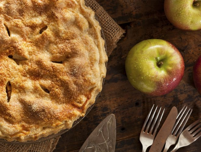 With so many apple options, it's hard to know which to pick for baking, so we asked an expert to share her insight into which varieties are best for pies, etc.